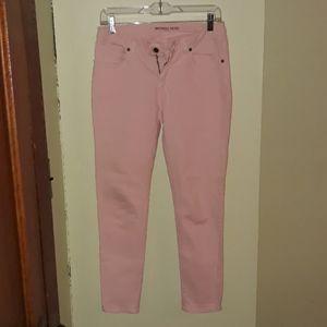 Michael Kors pink jeans